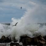 Constanța printre valuri de toamnă