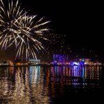 Mamaia, artificiile începutului de sezon 2017