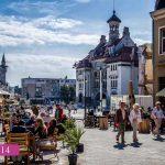 Piața Ovidiu, de la loc de parcare la spațiu cultural (2012 – 2017)
