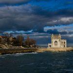 Printre nori și mare, din Constanța la Năvodari (fotoreportaj)