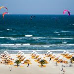 Plajele din Mamaia la prima întâlnire cu turiștii