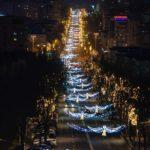 Constanța împodobită de sărbători (fotoreportaj 2019)
