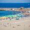 Plajele din Constanța și Mamaia în prima zi de vacanță adevărată