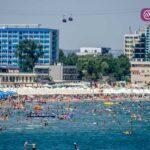 Cum au arătat plajele de pe litoral în ultimul weekend de iulie