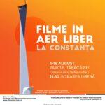 Două săptămâni de filme în aer liber în Parcul Tăbăcăriei, între 4 și 16 august