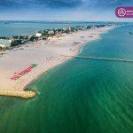 Cum arată plajele din Mamaia la început de august 2021